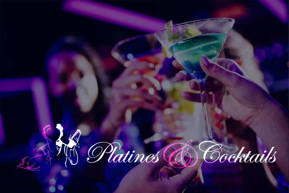 Platines et cocktails - bar