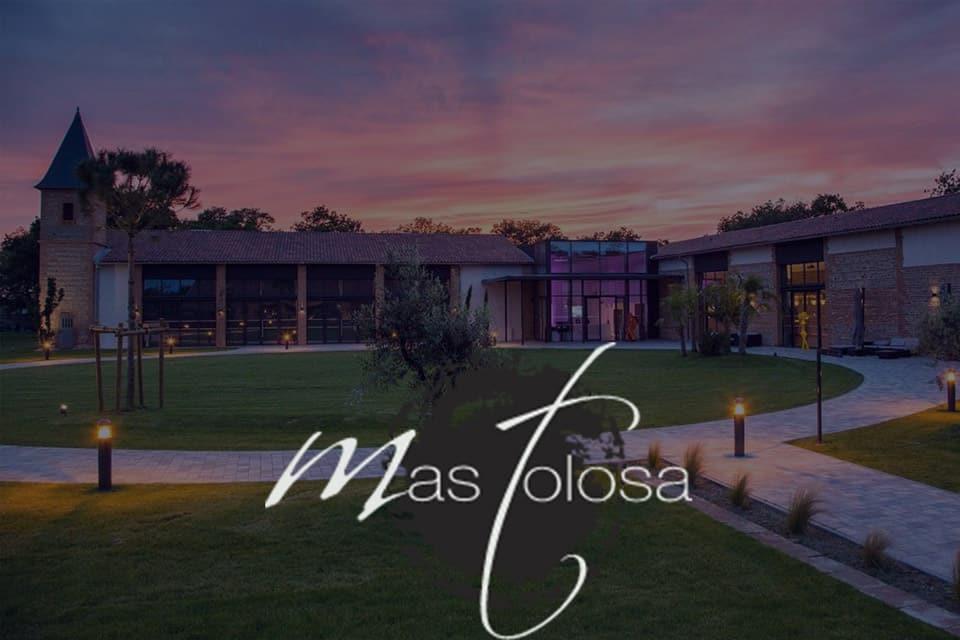 Le Mas Motosa - Salle de réception